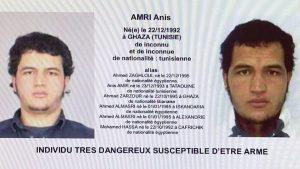 Uprchlík, zloděj a terorista Anis Amri z Tunisu