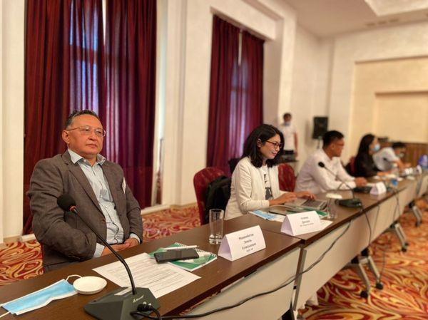 Optimalizace služby dětské onkologie diskutovaná v Cholpon-Ata
