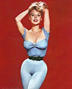 Betty Brosmer americká fotomodelka padesátých let