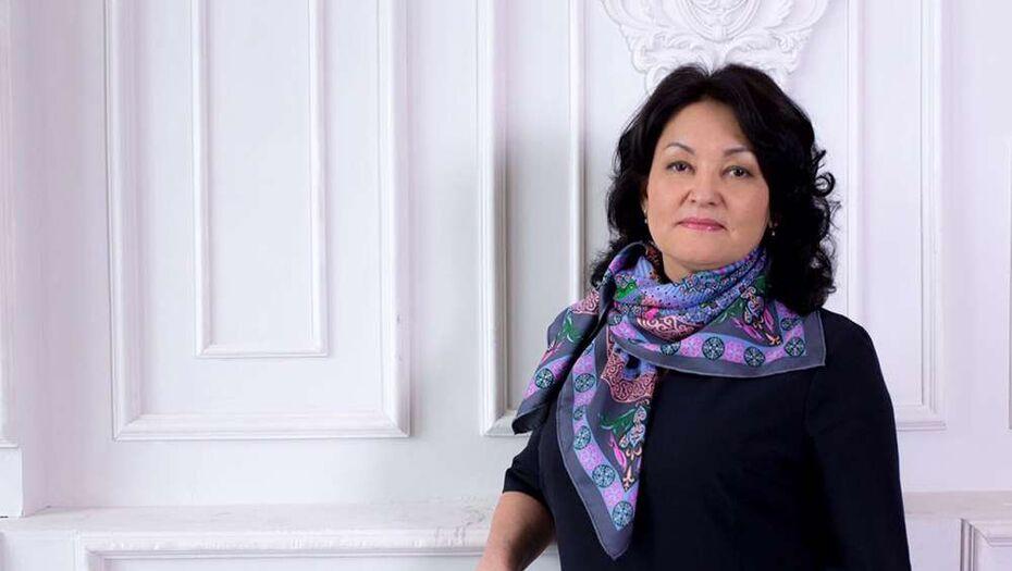 Aliya Sagimbayeva, kazašská etnografka