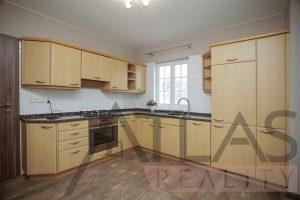 """Kitchen - Rent of 4 BD family house type """"C"""" Prague 6 - Nebusice Mala Sarka"""
