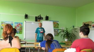 činnost lektorů protidrogového vzdělávání