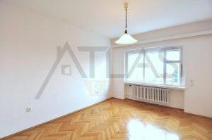 Pronájem zařízeného bytu 1+kk, Praha 6 Hanspaulka, metro A Dejvická