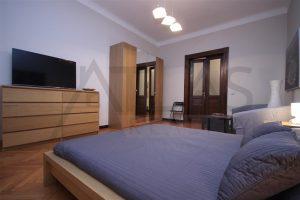 Pronájem bytu 3+1 Praha 2 - Vinohrady v blízkosti stanice metra Jiřího z Poděbrad