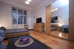 Pronájem bytu 3+1 Praha 2 - Vinohrady, náměstí Jiřího z Lobkovic