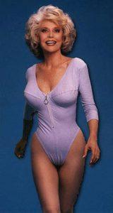 Betty Brosmer americká fotomodelka padesátých let a propagátorka fitness