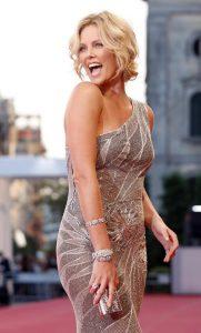 Charlize Theron je Hollywoodská herečka