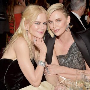 Charlize Theron a Nicol Kidman
