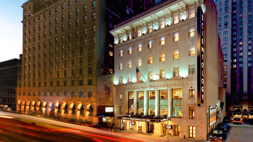 Scientologická církev New York – Spojené státy Americké
