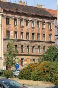 Prodej bytu 2+kk Praha 3 - Žižkov, Na Vrcholu