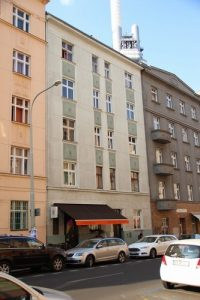 Pronájem bytu 2+kk Praha 2 - Vinohrady, Vocelova
