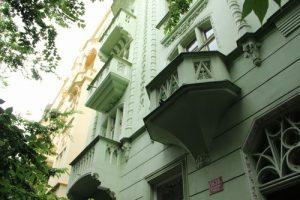Pronájem bytu 4+kk Praha 2 - Vinohrady, Londýnská