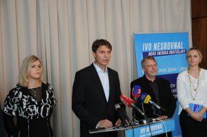Bratislavský primátor Ivo Nesrovnal