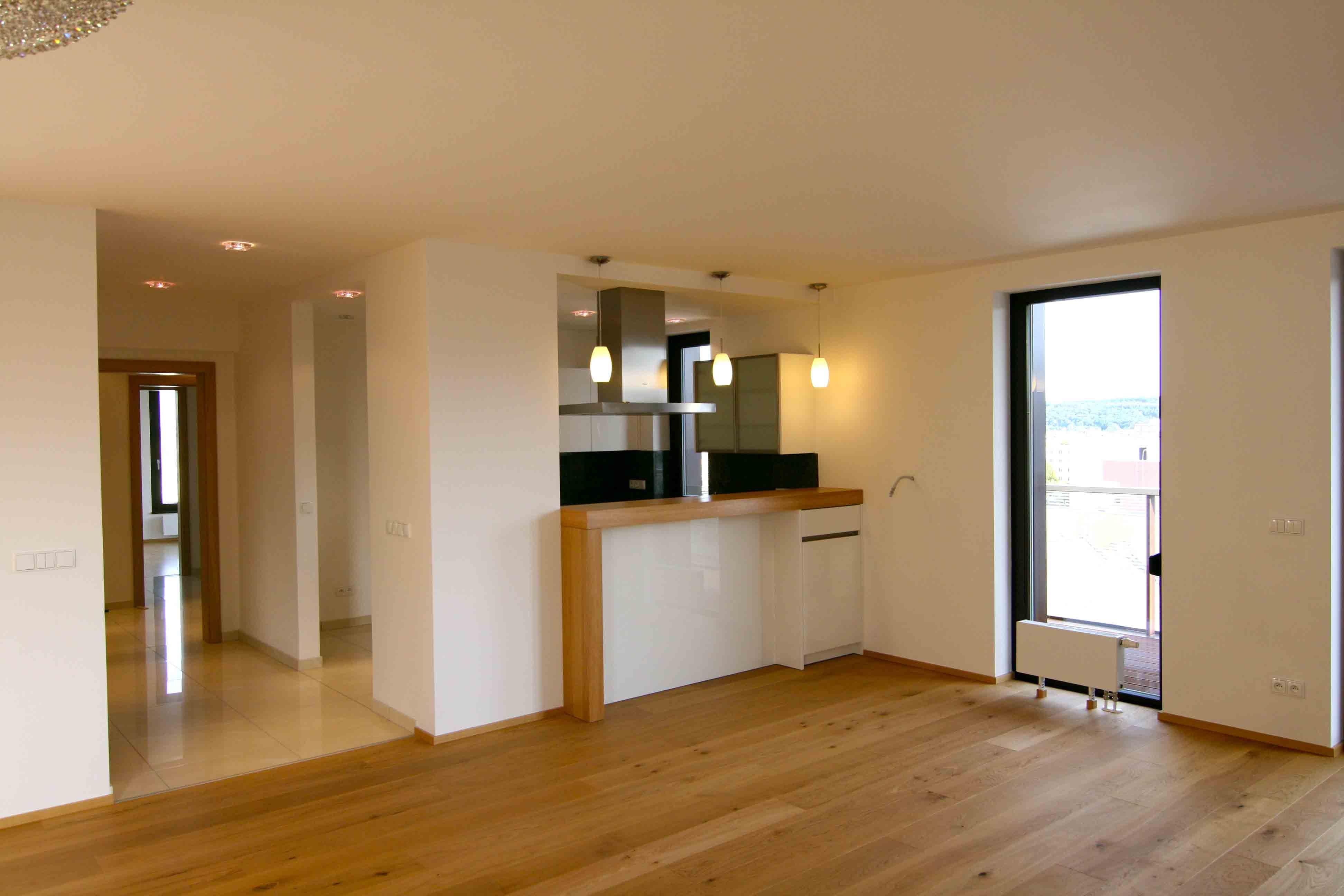 Pronájem bytu 2+kk, 71 m² Praha - Košíře, Musílkova