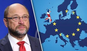 Martin Schulz - Šéfovi Evropského parlamentu Martinu Schulzovi už brzy skončí jeho funkční období