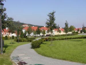 Malá Šárka compound Praha 6 Nebušice