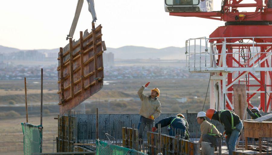 Počet zahraničních pracovníků v Mongolsku poklesl o 12,2 procenta