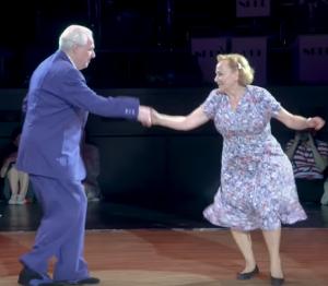Dietmar & Nellia – Never Stop Jiving