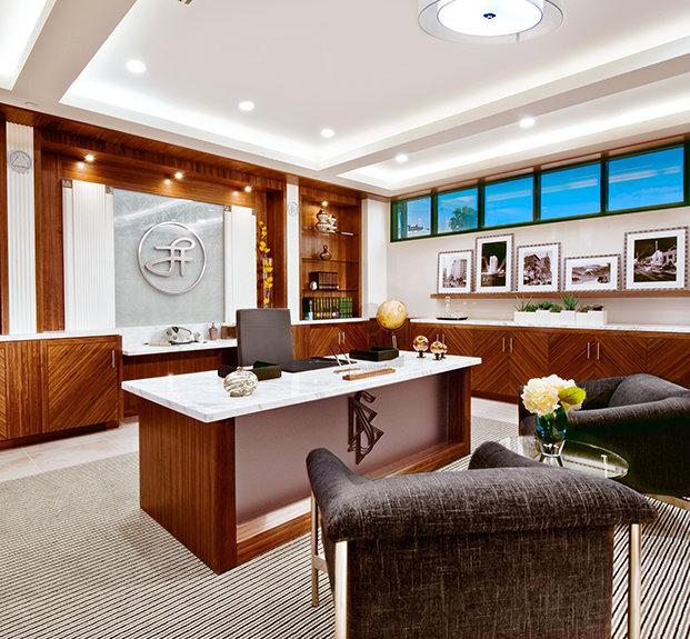 Kancelář L. Ron Hubbarda - Scientologická církev Los Angeles