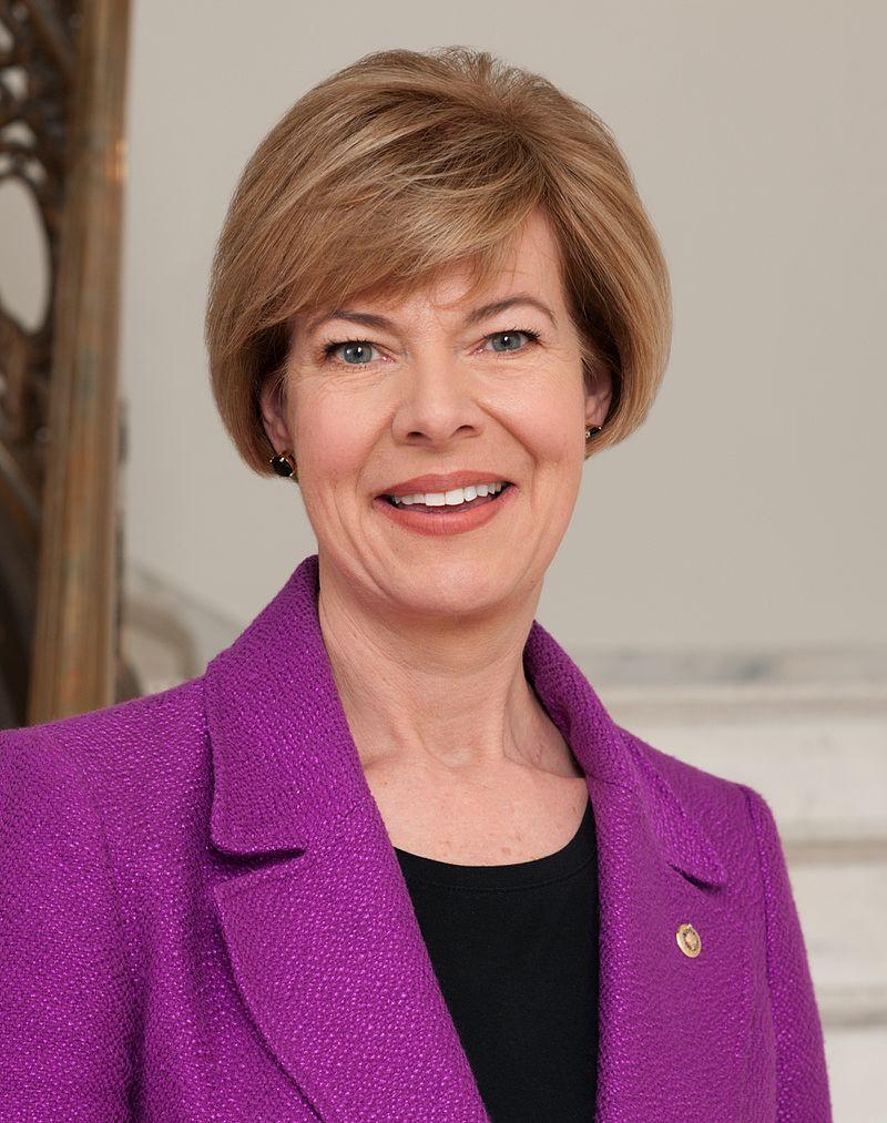 Senátorka Tammy Baldwin