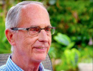 Terry Morrill stavitel okrasných zahrad v Jižní Kalifornii