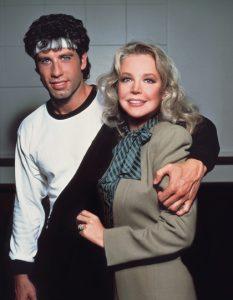 Betty Brosmer americká fotomodelka padesátých let a John Travolta