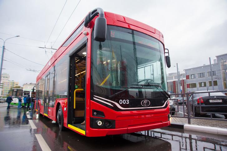 V Ivanovu začali jezdit na městských trasách nové trolejbusy, které vstoupily do regionu v rámci národního projektu