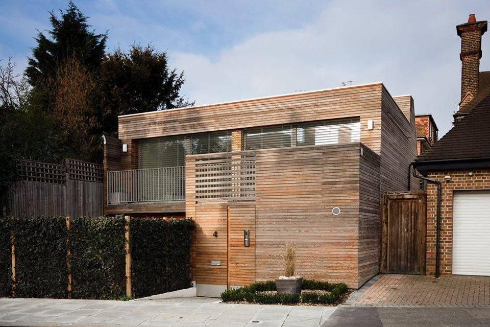 Výstavba moderních dřevostaveb v nízkoenergetickém a pasivním standardu