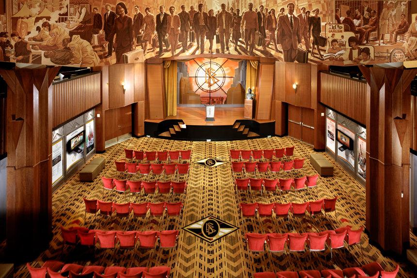 kaple Scientologické církve New York – Spojené státy Americké