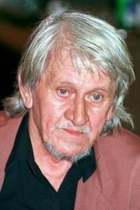 slovenský herec Július Vašek