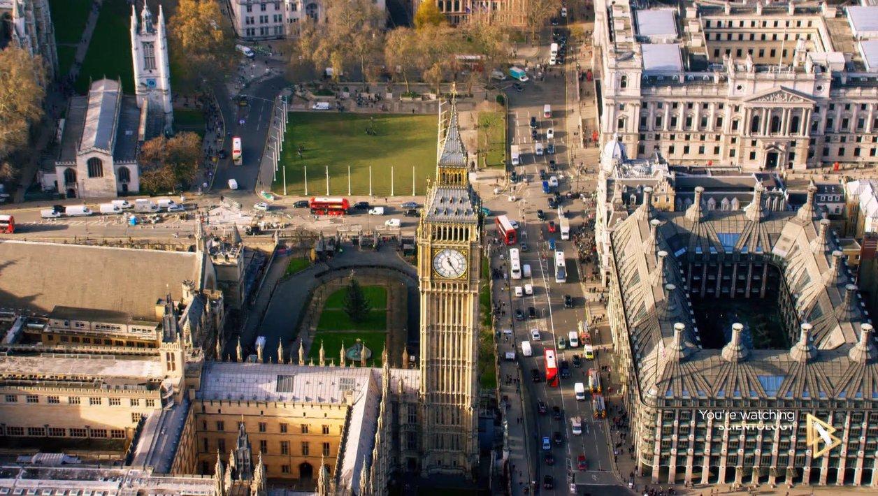 Památky v Londýně