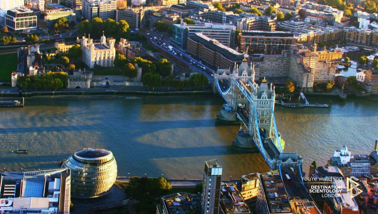 centrum Londýn