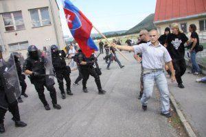Pravda o dění v Šarišských Michaľanoch 8. srpna 2009