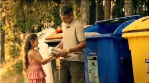 Zvířátka děkuji - třiďte odpad, plasty, papír, sklo