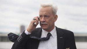 americký herec Tom Hanks ve filmu Sully